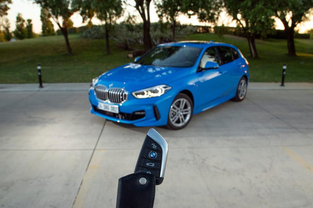 Les avis reçus sur l'essai de la nouvelle Série 1 de BMW